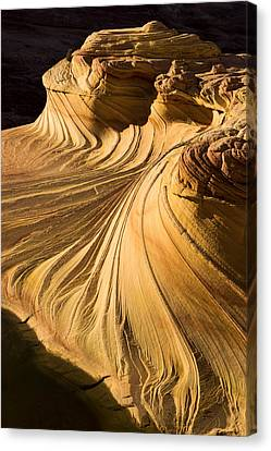 National Monument Canvas Print - Summer Heat by Chad Dutson