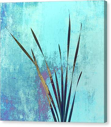 Canvas Print featuring the photograph Summer Is Short 3 by Ari Salmela