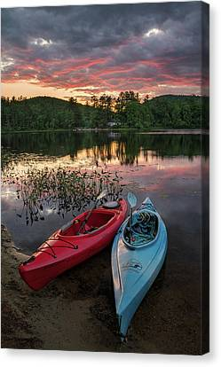Summer Moments Canvas Print