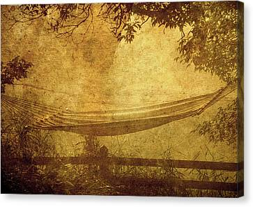 Summer Morning. Canvas Print by Kelly Nelson