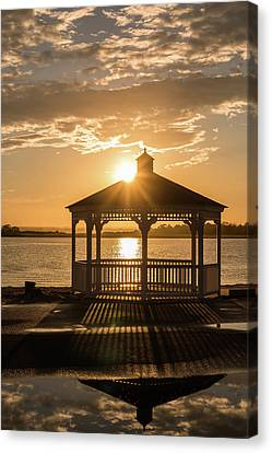 Summer Solstice Seaside Nj 2017 Canvas Print by Terry DeLuco