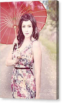 Youthful Canvas Print - Summer Sun Shade by Jorgo Photography - Wall Art Gallery