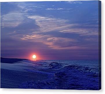 Summer Sunrise I I Canvas Print