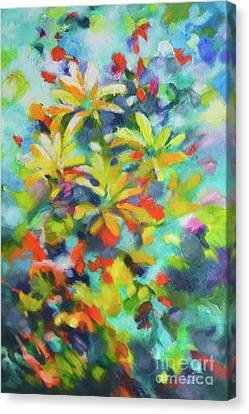 Summer Sweetness Canvas Print