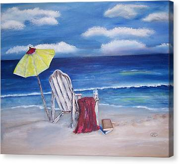 Summers Dream Canvas Print by Penny Everhart