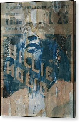 Summertime Canvas Print by Paul Lovering