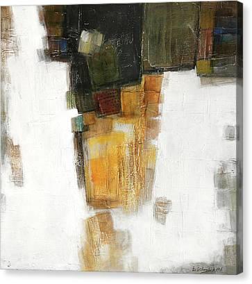 Sun Canvas Print by Behzad Sohrabi