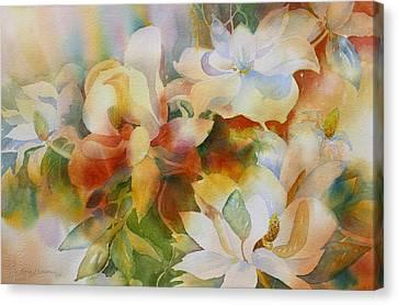 Sun Kissed Canvas Print by Tara Moorman