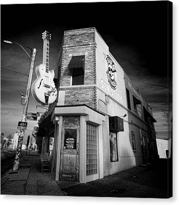 Sun Studio - Memphis #3 Canvas Print