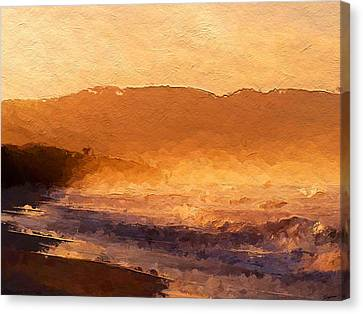 Sun Swept  Canvas Print
