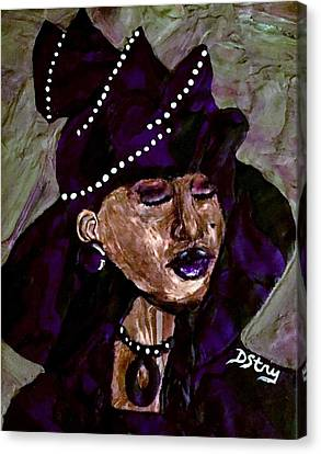 Sunday Best Canvas Print