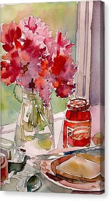 Sunday Morning Canvas Print by Yolanda Koh