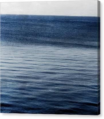Denmark Canvas Print - Sundet- Abstract Art by Linda Woods