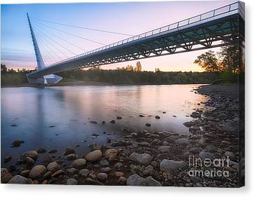 Sundial Bridge 7 Canvas Print