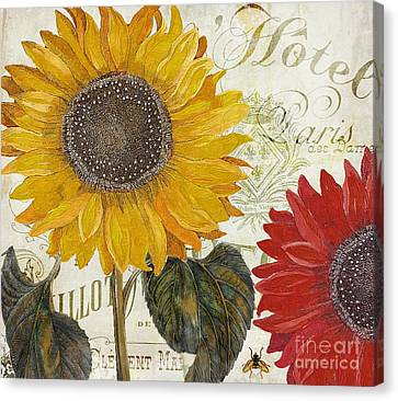 Sundresses Canvas Print by Mindy Sommers