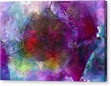 Sunken Ruby Canvas Print by Don  Wright