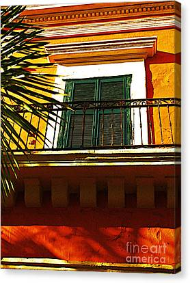 Sunlit By Michael Fitzpatrick Canvas Print by Mexicolors Art Photography