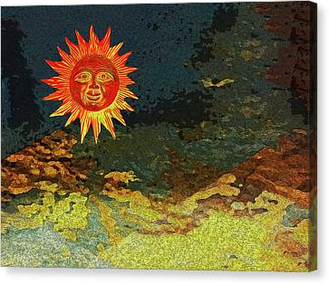 Sunny 1 Canvas Print by Bruce Iorio