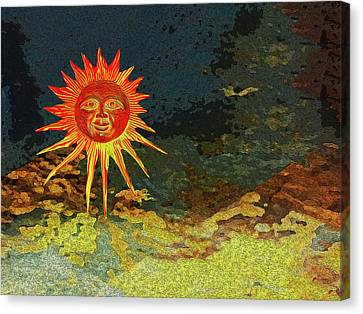 Sunny 3 Canvas Print by Bruce Iorio