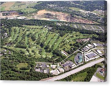 Sunnybrook Golf Club Golf Course Canvas Print