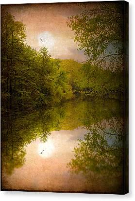 Sunrise 2 Canvas Print by Jessica Jenney