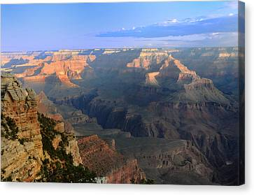 Sunrise At Mather Point  --  Grand Canyon  Canvas Print