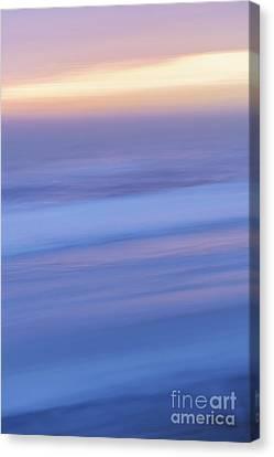 Sunrise Atlantic 1 Canvas Print by Elena Elisseeva