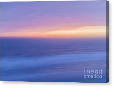 Sunrise Atlantic 4 Canvas Print