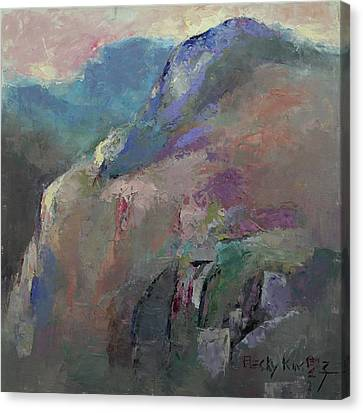 Sunrise Canvas Print by Becky Kim