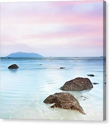 Sunrise Canvas Print by MotHaiBaPhoto Prints