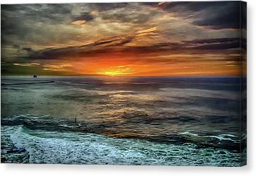 Sunrise Special 2 Canvas Print