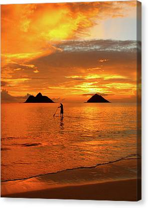 Sunrise Standup Canvas Print
