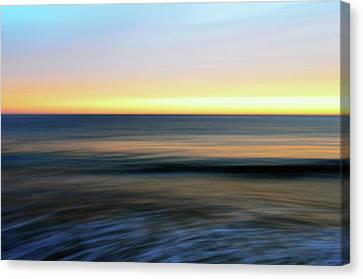Sunset, 2016 Canvas Print