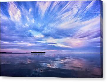 Sunset Awe Canvas Print