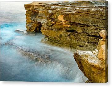 Canvas Print - Sunset Cliffs by Bill Gallagher