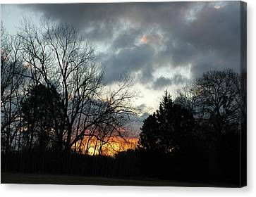Sunset Dreams Canvas Print by Kicking Bear  Productions