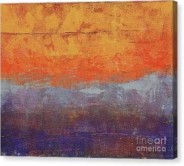 Sunset Canvas Print