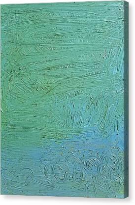 Sunset Canvas Print by Radoslaw Zipper