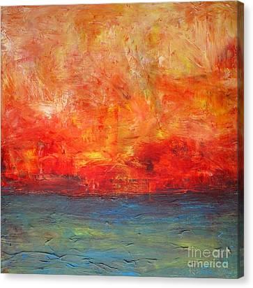 Sunset's Promise Canvas Print