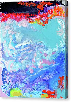 Sunsetting #12 Canvas Print