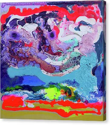 Sunsetting #7 Canvas Print