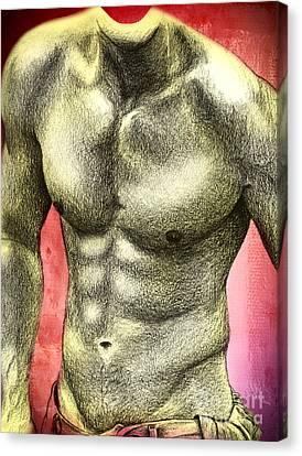 Super  Canvas Print by Mark Ashkenazi
