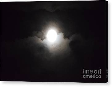 Super Moon 1 Canvas Print