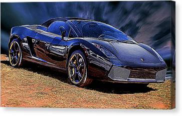 Super Speed Canvas Print