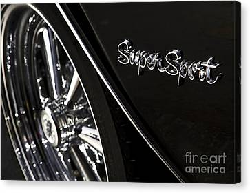 Super Sport Canvas Print by Dennis Hedberg