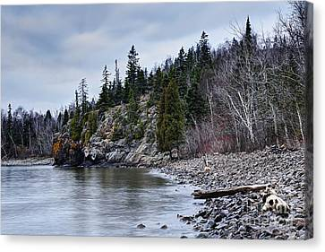 Superior Cliffs Canvas Print