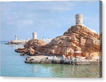 Sur - Oman Canvas Print by Joana Kruse