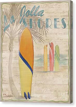 Surf City IIi Canvas Print