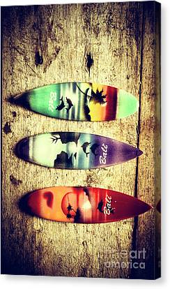 Activity Canvas Print - Surfers Parade by Jorgo Photography - Wall Art Gallery
