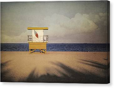 Surf's Up W Textures Canvas Print by Eduard Moldoveanu